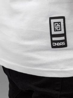 Dangerous DNGRS / T-Shirt Fight in white