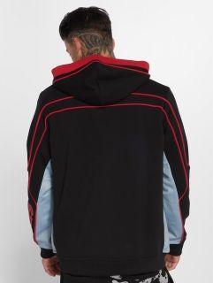 Dangerous DNGRS / Zip Hoodie Thron in black