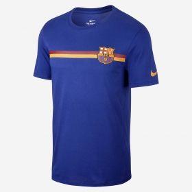 090f0116cdd Тениска Nike FC Barcelona 2018/19 Crest Tee