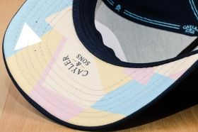 Type Caps Cayler & Sons A Dream Curved Snapback Cap