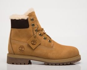 Кецове Timberland 6 Inch Premium Waterproof Shearling Lined Junior Boots
