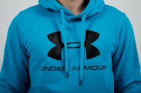 Суичър Under Armour Rival Fitted Graphic Hoodie