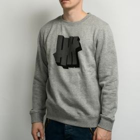 Суичър Undefeated Shadowed Strike Crewneck