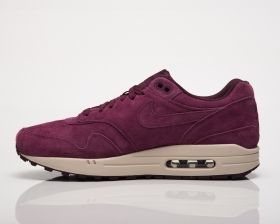 Кецове Nike Air Max 1 Premium Bordeaux
