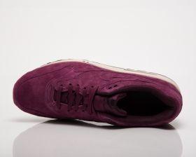 Type Casual Nike Air Max 1 Premium Bordeaux