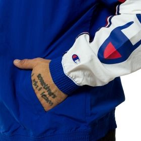 Type Hoodies Champion Full Zip Track Jacket