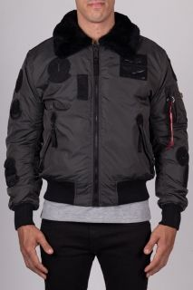 Type Jackets Alpha Industries Injector III Patch Bomber
