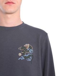Суичър Alpha Industries Japan Dragon Sweater