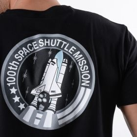 Type Shirts Alpha Industries Space Shuttle T-Shirt