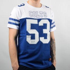 Тениска Majestic NFL Indianapolis Colts Grapher Coach Tee