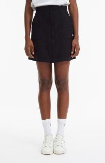 Type Skirts / Dresses Champion Wmns Popper Reverse Weave Mini Skirt