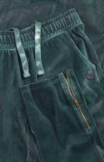 Type Pants Champion Wmns Velour Straight Cut Zipped Joggers