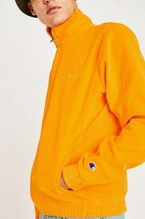 Type Hoodies Champion Velour Zip Through Sweater