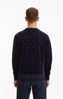 Суичър Champion Velour Logo Sweatshirt