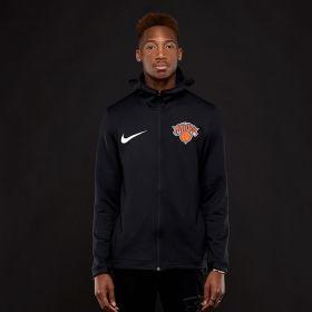 Type Hoodies Nike NBA New York Knicks Therma Flex Showtime Hoodie