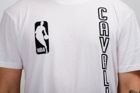 Тениска Mitchell & Ness NBA Cleveland Cavaliers Downcourt Long Tee