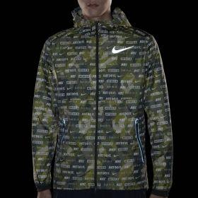 Type Jackets Nike Shield Ghost Flash Running Jacket
