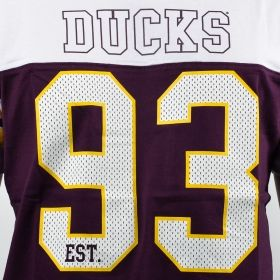 Тениска Majestic NHL Anaheim Ducks Delgard Coach Tee
