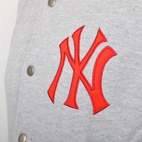 Суичър Majestic MLB New York Yankees Roper Fleece Letterman Jacket
