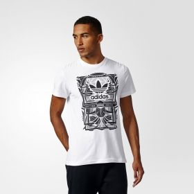 Тениска adidas Originals Rectangle 3 Tee