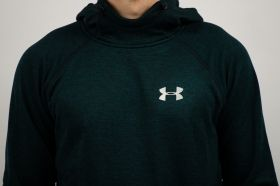 Суичър Under Armour Tech Terry Fitted PO Hoodie Jacket