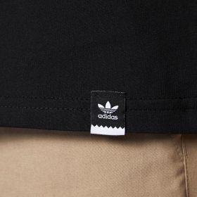 Тениска adidas Solid Blackbird Tee