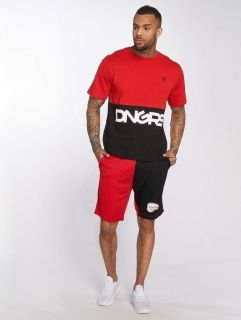 Dangerous DNGRS / T-Shirt Big Logo in red