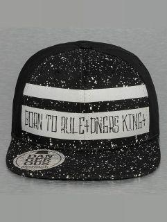 Dangerous DNGRS / Snapback Cap Born To Rule in black