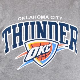 Суичър Mitchell & Ness Oklahoma City Thunder Team Arch Crew