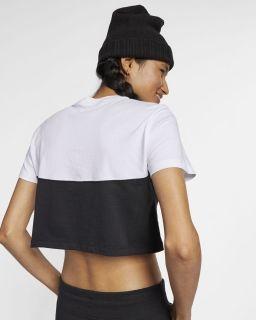 Тениска Nike Wmns Sportswear Heritage Short Sleeve Top