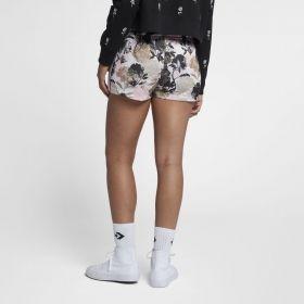 Къси панталони Converse Wmns Linear Floral Track Shorts