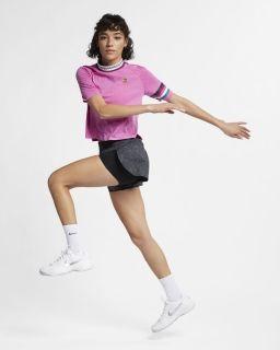 Type Shirts Nike Wmns Court Breathe Slam Top