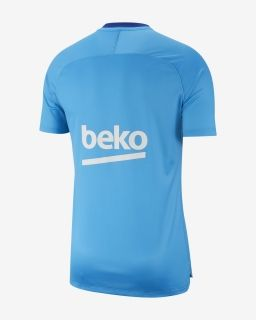 Type Shirts Nike FC Barcelona 2018/19 Squad Tee