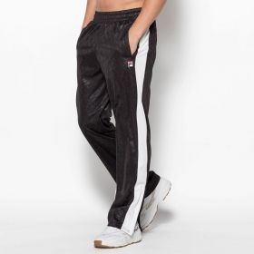 Type Pants Fila Reggie F Box Embossed Track Pants