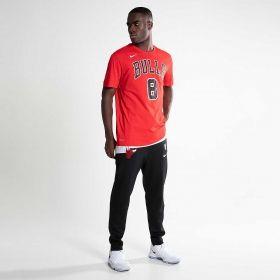 Type Pants Nike NBA Chicago Bulls Therma Flex Showtime Pants