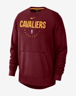 Суичър Nike NBA Cleveland Cavaliers Spotlight Crew