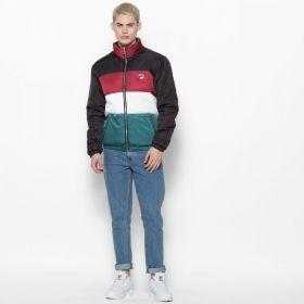 Type Jackets Fila Neo Colour Blocked Puffa Jacket