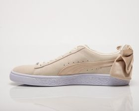 Type Casual Puma Wmns Suede Bow Varsity