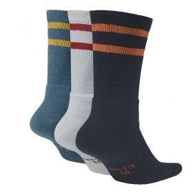 Type Socks Nike SB Crew Socks (3 pack)