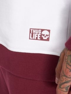 Thug Life / Jumper Avantgarde in white