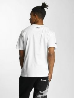 Dangerous DNGRS / T-Shirt Bas2 Style in white