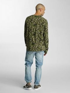 Cyprime / Longsleeve Basic in camouflage