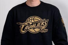 Суичър Mitchell & Ness NBA Cleveland Cavaliers Winning Percentage Crewneck
