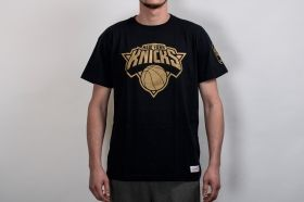 Тениска Mitchell & Ness NBA New York Knicks Winning Percentage Traditional Tee