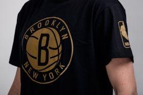 Тениска Mitchell & Ness NBA Brooklyn Nets Winning Percentage Traditional Tee