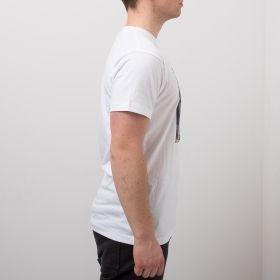 Type Shirts Mitchell & Ness Chicago Bulls Scottie Pippen & Dennis Rodman Real Player Print Tee