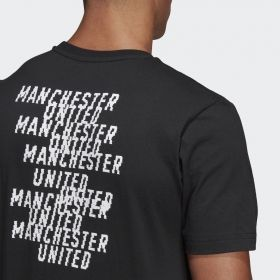 Type Shirts adidas Manchester United Street Graphic Tee