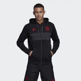 Type Hoodies adidas Manchester United Hoodie