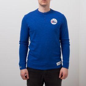 Type Shirts Mitchell & Ness NBA Philadelphia 76ers First Round Pick Longsleeve