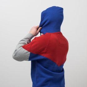 Type Hoodies Mitchell & Ness NBA Detroit Pistons Trading Block Hoodie